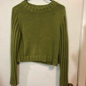 Newport News Cropped Sweater